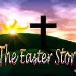 Practice for Easter Program